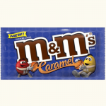 M&Ms Caramel Chocolate Candies