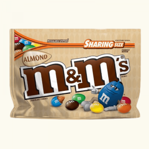 M&Ms Almond Chocolate Candies