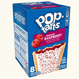 Pop Tarts Raspberry