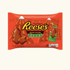 Reeses Trees Peanut Butter