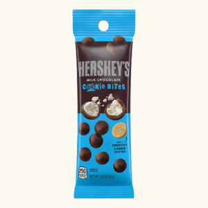 Hersheys Milk Chocolate Cookie Bites