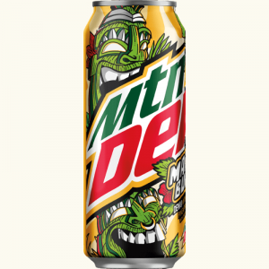 Mountain Dew Maui Burst Ananas