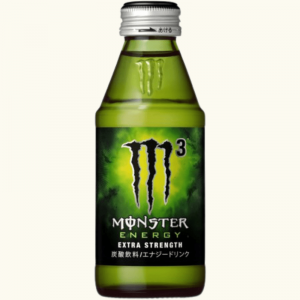Monster Energy M3 Japan