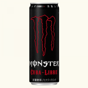 Monster Cuba Libre Japan