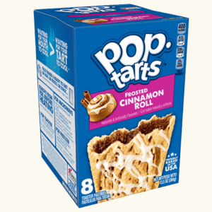 Pop Tarts Cinnamon Rolls