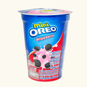 Oreo Mini Strawberry w kubeczku